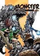 Monster Island Character Pack [for Hero Designer software]