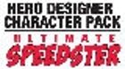 The Ultimate Speedster Character Pack [for Hero Designer software]