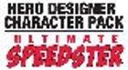 The Ultimate Speedster Character Pack [for Hero Designer software]