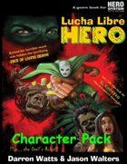 Lucha Libre Hero (HD Character Pack)