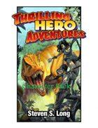 Thrilling Hero Adventures Character Pack [for Hero Designer Software]