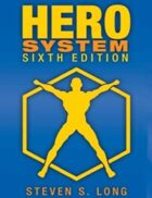 HERO System 6th Edition - Complete Library