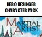 Martial Arts Character Pack For Hero Designer