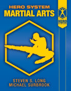 HERO System Martial Arts 5th Ed (HD Character Pack)