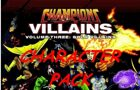 Champions Solo Villains Character Pack