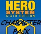 Champions Villains Complete Character Pack