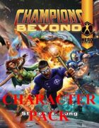 Champions Beyond Character Pack