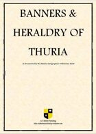Thurian Cartographers & Historians Guild: Banners & Heraldry