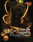 Mine-d Your Own Business for 13th Age