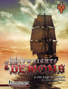 Of Shipwrights and Demons: A Pathfinder Roleplaying Game Adventure