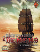 Of Shipwrights and Demons: A Savage Worlds Adventure