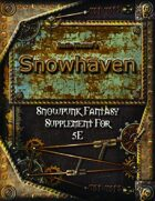 Snowhaven Jumpstart