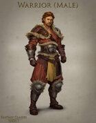 Fantasy Classes Series 1 - Warrior (M)