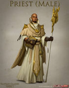 Fantasy Classes Series 1 - Priest (M)