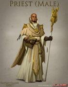 Fantasy Classes Series 1 - Priest (M)