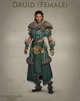 Fantasy Classes Series 1 - Druid (F)