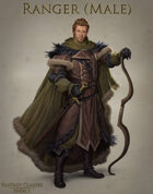 Fantasy Classes Series 1 - Ranger (M)