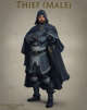 Fantasy Classes Series 1 - Thief (M)