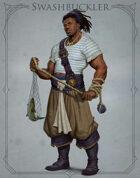 Fantasy Classes Series 2 - Swashbuckler (M)