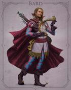 Fantasy Classes Series 2 - Bard (M)