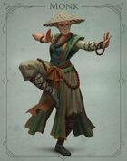 Fantasy Classes Series 2 - Monk (F)