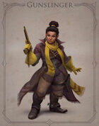 Fantasy Classes Series 2 - Gunslinger (F)