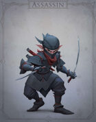 Fantasy Classes Series 2 - Assassin (M)