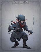 Fantasy Classes Series 2 - Assassin (M)