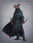 Fantasy Classes Series 2 - Assassin (F)