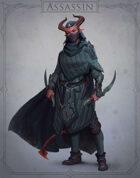 Fantasy Classes Series 2 - Assassin (F)