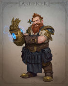 Fantasy Classes Series 2 - Artificer (M)