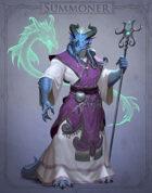 Fantasy Classes Series 2 - Summoner (M)