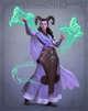 Fantasy Classes Series 2 - Summoner (F)