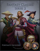Fantasy Classes - Series 2