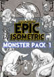 Monster Pack 1 - Epic Isometric