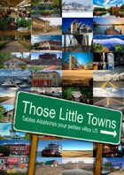 Those Little Towns