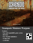 Scavengers Wargame