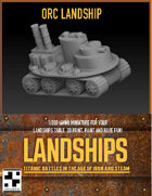 Orc Landship for Landships Games