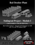 Stalingrad Project -  Red October Plant Section I