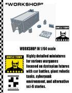 Workshop 1/64 for Car Combat Games