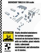 Tools 1/64 for Car Combat Games