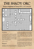 The Shady Orc - Game Supplement