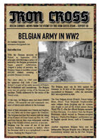 Belgian Army for Iron Cross