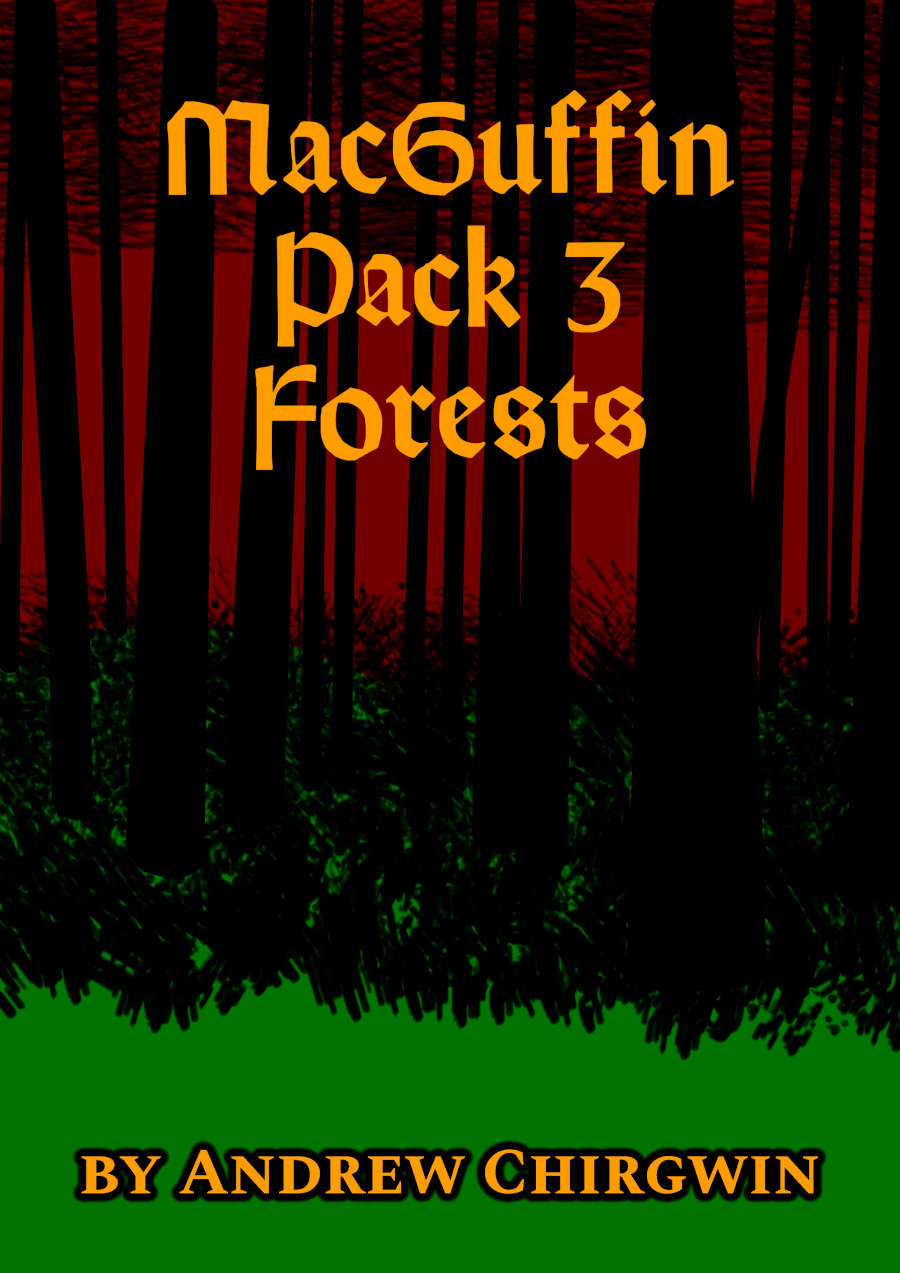 MacGuffin Pack 3 - Forests