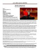 The Iron Realm Braeminn Creature Profile