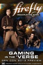 Gaming in the 'Verse: Firefly Gen Con 2013 Exclusive