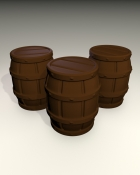 Printable Barrel