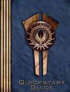Battlestar Galactica RPG Quickstart Guide