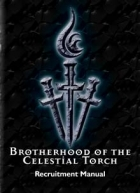 Brotherhood Recruitment Manual - A Demon Hunters Cortex Adventure