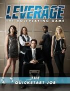 Leverage: The Quickstart Job